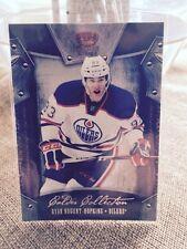 11-12 Crown Royale Calder Collection #2 Ryan Nugent Hopkins RC Edmonton Oilers