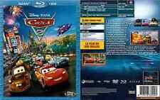 Cars 2 - Walt Disney, Pixar - Combo Blu-ray + DVD neuf