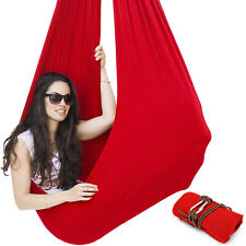 VEVOR Therapy Swing Cuddle Hammock up to 175 Lbs Autism ADHD Aspergers Sensory
