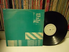 PINK FLOYD - The Final Cut KOREA LP Green Cvr