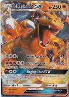 Charizard GX HOLO | Burning Shadows | 20/147 | M/NM Pokemon Karte EN