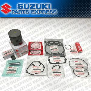 Top End Repair Kit~2007 Suzuki RM250 Namura Technologies Inc NX-30033-BK