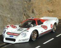"""NSR FORD P68 """"LUCKY-STRIKE"""" in 1:32 auch für Carrera Evolution     800109SW"""