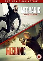 Mechanic Double Pack (The Mechanic/Mechanic: Resurrection) [DVD] [2016]