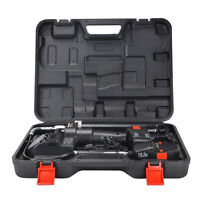 Portable Cordless Grease Gun Rechargeable Automotive Tool & 2 x 18V Battery