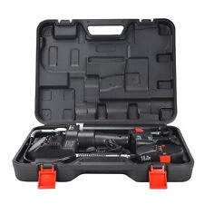 Portable 18V Cordless Wireless Grease Lubricant Dispenser Gun 2.0AH Battery Case
