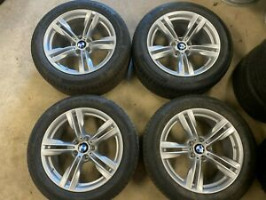 """OEM BMW Summer Wheels Styling 467M 19"""" INCH  WITH TPMS X5 F15 7846786 NEARLY NEW"""