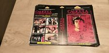 Jaquette Vidéos Originales VIDEO CLUB 80' - CALIGULA Hollywood Vidéo