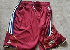 Authentic Adidas Cleveland Cavaliers NBA Basketball Shorts!
