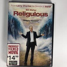 RELIGULOUS DVD Bill Maher