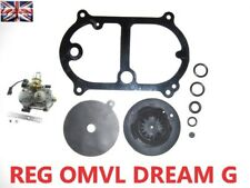 REG OMVL DREAM  REDUCER Repair Set Membranes  Fixing Kit LPG GPL AUTOGAS