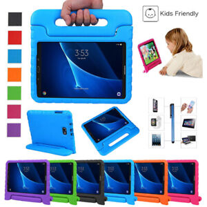 For Samsung Galaxy Tab A/A6 10.1 T580 T585 Kids Shockproof Case Foam Stand Cover