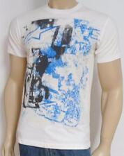 Alpinestars Ghost Rider Logo White 100% Cotton T-Shirt New NWT Mens Small