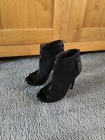 River Island Ankle Shoe Boot Uk 3