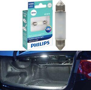 Philips Ultinon LED Light 6418 White 6000K One Bulb Trunk Cargo Replace Upgrade