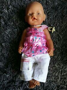 Baby born doll used
