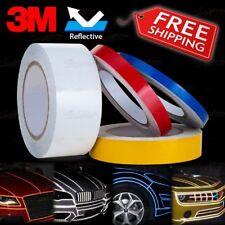 3M Reflektorband Reflektierend Selbstklebend Folie Reflexfolie Auto Aufkleber