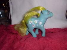 Mein kleines/My little Pony-Hasbro-1984 Segelchen/Mainsail- Sonnenschein Pony