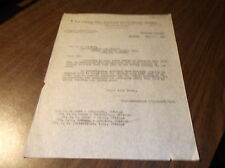 NOVEMBER 1936 CRI&P ROCK ISLAND LETTER TO C&NW CLEANING FREIGHT CARS