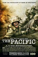 POSTER THE PACIFIC WAR STEVEN SPIELBERG TOM HANKS BIG 1