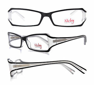 LADIES DESIGNER GLASSES FRAMES SPECTACLE CASE NICKY HAMBLETON JONES STOCKHOLM C4