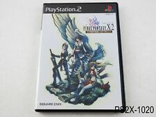 Final Fantasy X-2 International + Last Mission Playstation 2 Japanese Import B