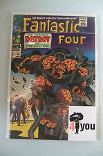 7.0 FN/VF VERY FINE  FANTASTIC FOUR  # 68  US EDITION  CP  YOP 1967