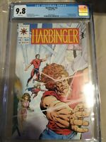 Harbinger #2 cgc 9.8