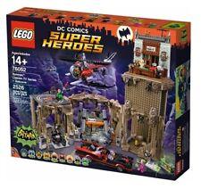 LEGO Batman 66 Batcave Set 76052
