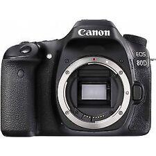Réflex Canon EOS 80D Nu 24 Mpx - Noir