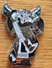 PROWL THIN BLUE LINE HWY CHALLENGE COIN TRANSFORMERS ROBOT NON CPO NYPD POLICE !