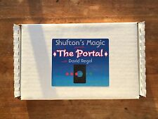 The Portal - Steve Shufton and David Regal - NEW magic trick