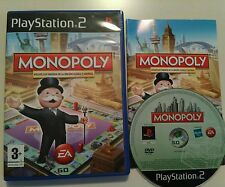 PS2 MONOPOLY PAL ESPAÑA COMPLETO PLAYSTATION 2 SONY