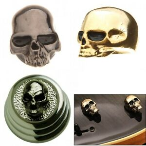 Q-Parts Replacement Tone Knobs - Solid Metal Design - Sent from the UK