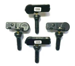 Set of 4 9L3T-1A180-CA Tire Pressure Sensor TPMS OEM For Ford Flex Escape Taurus