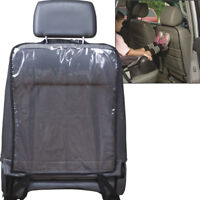 Kids Baby Auto Car Seat Back Protector Cover For Children Kick Mat Mud Cleaner