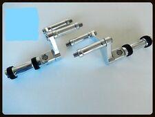 Passenger Rear Foot Pegs Footpegs & Mount For Harley Sportster 883 1200 04-2013