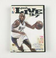 NBA Live 97 1997 | Sega Mega Drive | Ex-rental | Missing Manual