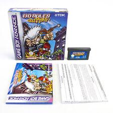 Pas de règles: Get Phat pour Game Boy Advance-PAL - 2001