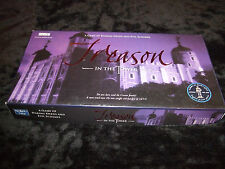 TREASON IN THE TOWER-A FAMILY GAME OF DARING DEEDS AND EVIL SCHEMES-2003