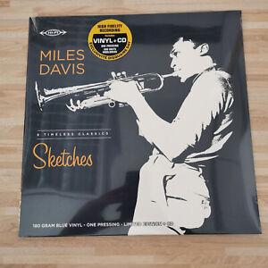 MILES DAVIS - SKETCHES - COLOR VINYL LP - LTD EDITION - RSD 2021