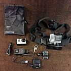 Gopro HERO 3+ Camera Black Edition Camcorder CHDHX-302 & Remote ARMTE-001