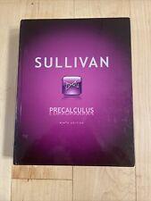 Precalculus (9th Edition) - Hardcover Book By Sullivan, Michael 2012