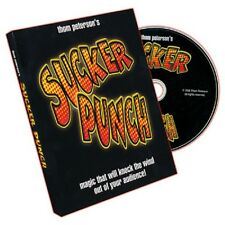 SUCKER PUNCH - Thom Peterson - DVD - NEW!