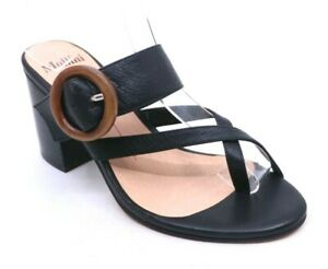 Mollini new ladies leather sandal size 37 #37