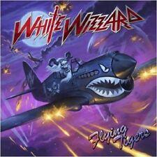WHITE WIZZARD - Flying Tigers  [BLACK Vinyl] LP