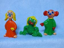 Minifant + Maxifant + Plumpaquatsch 3 Comic Figuren von 1974 Frant Tvrdek Bully