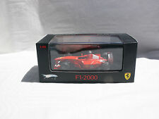 Hot Wheels Hwp9943 Ferrari M.schumacher W.ch.2000 1 43 Modellino