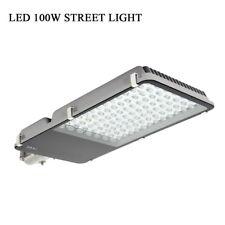 LED 100Watt Cool White Road Street Light Industrial Lamp Garden Floodlight 6000K