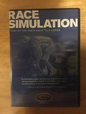 Cts Train Right Race Simulation Dvd with Chris Carmichael